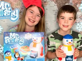 Take a look at what our influencers think to Mr. Frosty!