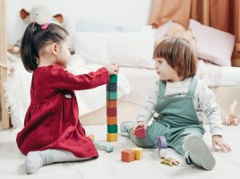5 benefits of construction play!