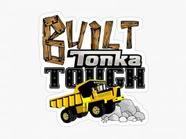 Are your little ones Tonka Tough?