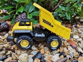 See what our mums think to Tonka!