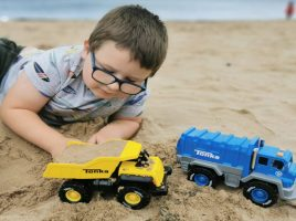 See what Tonka toys your little one can play with!