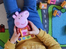 Find out what our mums think of Trends UK's Peppa Pig electronic learning toys
