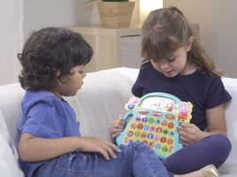 Check out the electronic Peppa Pig toys from Trends UK