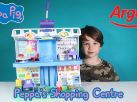 Check out our Peppa Pig YouTube Vids created by kids at home!