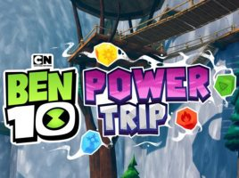 Ben 10: Power Trip – the video game that puts little ones at the centre of all the action