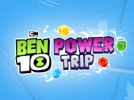 Join the Ben 10: Power Trip Twitter Party!