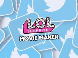Join the L.O.L. Surprise! Movie Maker Twitter Frenzy!