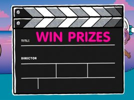 Win 1 of 4 L.O.L. Surprise! Movie Maker app and doll bundles
