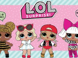 L.O.L. Surprise! merch that your B.B.s will LOVE!