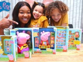 One of the UK's top family vloggers puts Trends UK's Peppa Pig range to the test