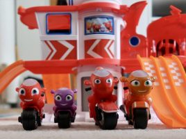 Find out what our families thought of these Ricky Zoom goodies