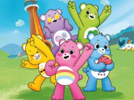 Win a bundle of Care Bears goodies!