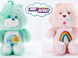 Step back in time with Care Bears