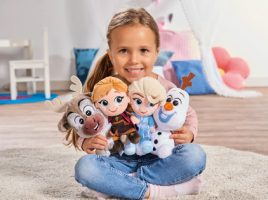 Introducing the adorable cast of Frozen 2 Plush toys!