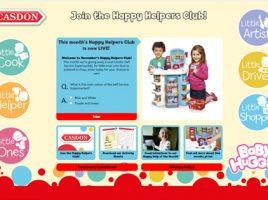 Join Casdon's Happy Helper Club!