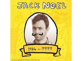 Meet the Author: Jack Noel