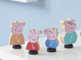 Introducing Character Options' adorable Peppa Pig toy collection!