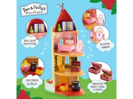 Character Options presents its Ben & Holly Toy Kingdom!