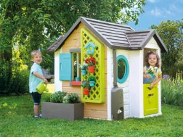 Win a Smoby Garden Playhouse, worth £300!
