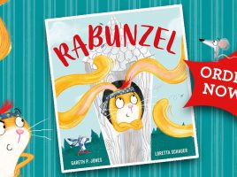 Introducing Rabunzel: Fairy Tales for the Fearless