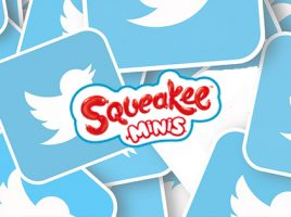 Join the Squeakee Minis Frenzy!