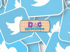 Take part in the Doc McStuffins Toys Twitter Frenzy with Flair!