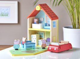 Win a Peppa Pig toy bundle worth £40!
