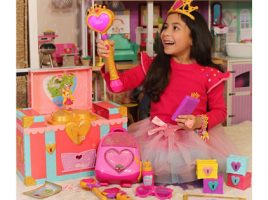 Introducing the Love, Diana toy collection from Flair!