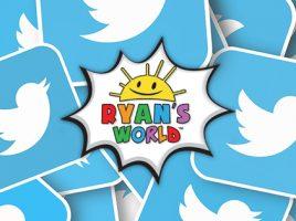 Take part in the #RyansWorldToys Twitter Frenzy!