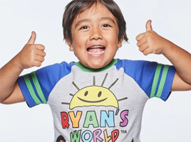 Ryan: the YouTube celebrity, the friend, the hero!