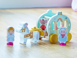 Win the entire Disney Princess Wooden Toy collection!
