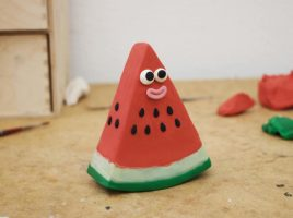Get creative with Plasticine this weekend!