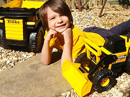 Check out this picture-perfect collection of playtime memories from our influencer families!