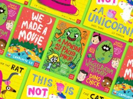 Top 5 books to make your kids laugh out loud