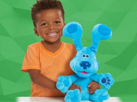 Discover the Blue's Clues & You! toy collection…