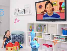 Why parents AND kids LOVE Blue's Clues & You! …