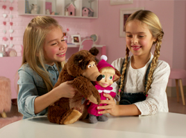 Win a Masha and the Bear Toy Bundle!