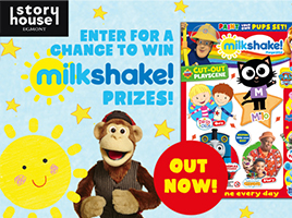 Check out the latest issue of Milkshake! magazine