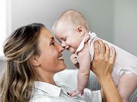 Lactation Consultant Kitty Hackel shares her advice on breastfeeding