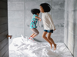 How to have a successful hotel trip with the little ones