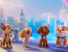 All about the new PAW Patrol Movie!