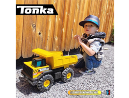 Learn though play with Tonka!