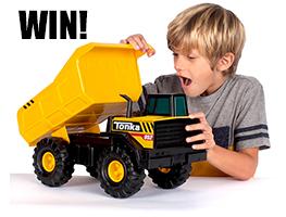 Win a Tonka Steel Classics Toy Bundle worth £100!