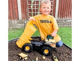 See who loves Tonka toys!