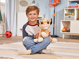 Discover the Disney Classics plush toy collection!