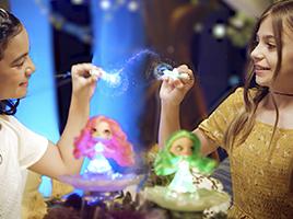 Meet the Crystalina Fairy Dolls!