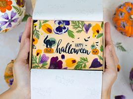 No tricks, just treats this Halloween!